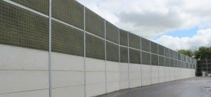 KokoWall Lärmschutzwand HA Minwol Industrie Minerwolle Seiten
