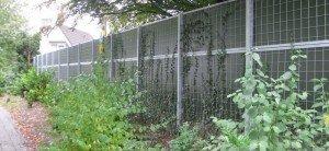 KokoWall Lärmschutzwand Lite Privatbereich
