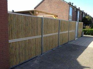 BambooWall Gartenzaun 05