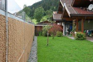 KokoWall Sichtschutz Gartenzaun und Lärmschutzwand