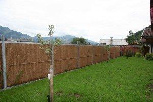Sichtschutz Gartenzaun und Lärmschutzwand - KokoWall