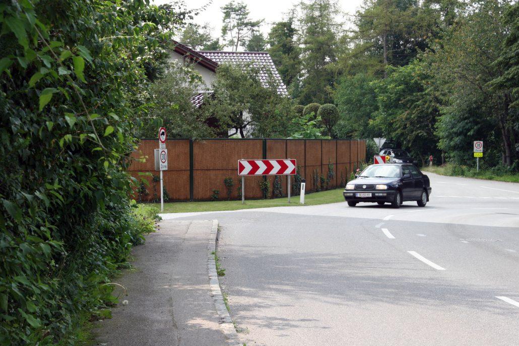 Lärmschutzwand KokoWall-Pro Strassenverkehrslärm