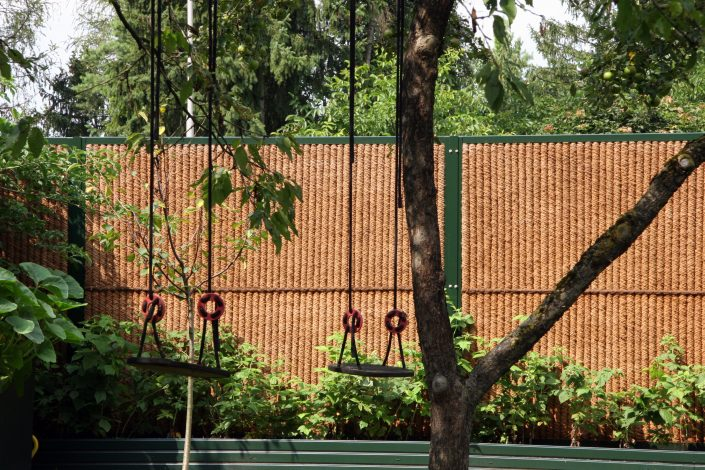 Schallschutzwand KokoWall-Pro