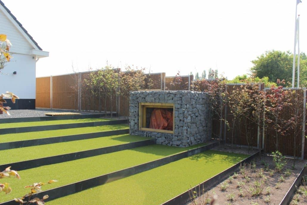 Sichtschutzwand KokoWall Garten