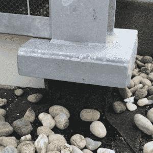 Pfosten-Riegel-Konstruktion